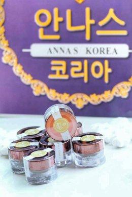 สีสักเกาหลี Anna S Embo