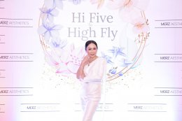 "Merz Gala Thai Night ""High Five to High Fly to Year 5 ... Together ... Go Far"""