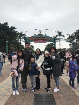 กิจกรรมท่องเที่ยวฮ่องกงประจำปี 2561