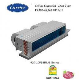 แอร์แคเรียร์ เครื่องปรับอากาศซ่อนในฝ้าแบบต่อท่อลม ประหยัดไฟเบอร์ 5 Carrier