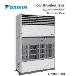 Daikin ไดกิ้น แบบตู้ตั้งพื้น และแบบตู้ตั้งพื้นต่อท่อลม