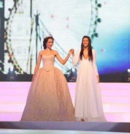 ชุด Miss Thailand World 2011