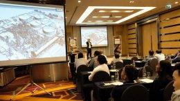 สัมมนาโซลูชั่น Advancing Infrastructure BIM 2019