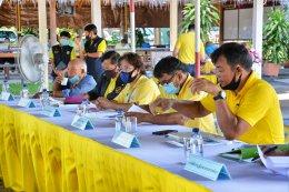 ประชุมเสริมสร้างความเข้มแข็งคณะกรรมการจัดการชลประทาน ครั้งที่ 1