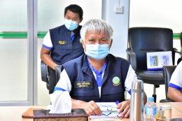คบ.สุโขทัย  ให้การต้อนรับผู้อำนวยการสำนักงานชลประทานที่ 4 (นายไชยงค์  จงอาสาชาติ)