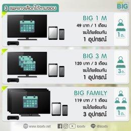 LOOX TV BIG Package