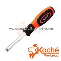 KCH051 ไขควงหัวบล็อก SQ-DR.1/4 นิ้ว