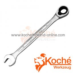 KCHF01 ประแจปากตายข้างแหวนฟรี