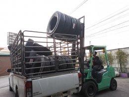 ส่งยาง จันทบุรี ยาง10.00R20 ราคา 6,000บาท/เส้น