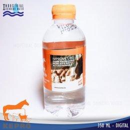 ตัวอย่างผลงานการผลิตน้ำดื่ม (ฉลากแบบ Digital)
