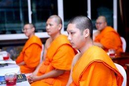 พระเทพรัตนมุนี รักษาการเจ้าสำนักเรียนวัดสระเกศ ได้เมตตาเป็นประธานเปิดการเรียนการสอนพระปริยัติธรรม แผนกธรรม และความรู้ชั้นนวกภูมิ