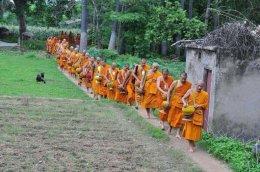 พระสงฆ์ไทย ศึกษาพระธรรมเชิงลึก สังเวชนียสถาน ประเทศอินเดีย-เนปาล