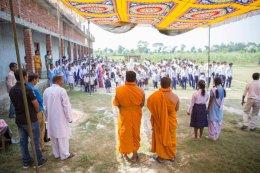 บทบาทพระธรรมทูตไทย ในวันชาติอินเดีย