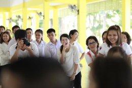 ค่ายคุณธรรมจริยธรรมนักเรียน โรงเรียนโสตศึกษา นครปฐมนักเรียนประถมศึกษาปีที่ 1 ถึง มัธยมศึกษาปีที่ 6