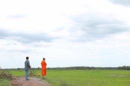 พระเดชพระคุณพระพรหมสิทธิ มอบหมายพระวิจิตรธรรมาภรณ์ ให้ตรวจเยี่ยมให้กำลังใจโยมซึ่งทำนาในที่ธรณีสงฆ์ของวัดสระเกศ ในเขตพื้นที่อำเภอปากท่อ จังหวัดราชบุรี