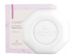 The skin house Crystal white soap 90g