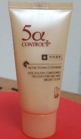 Leejiham acne foam cleanser 15ml