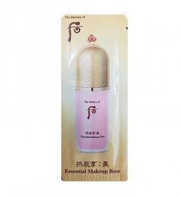 Whoo Essential Makeup Base 1ml*10ea