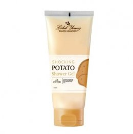Label Young Shocking Potato shower Gel 210ml