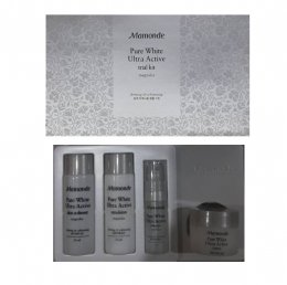 Mamonde Pure White Ultra Active trial Kit