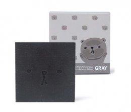 Klairs Dear, Klairs Natural soap (gray) 90g