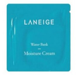 Laneige Water bank Moisture cream 1ml*2ea