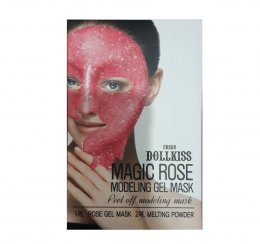 Urban Dollkiss Magic Rose modeling Gel mask
