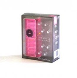 TINA ROLL THE HAIR CURLING IRON ROLL #Pink