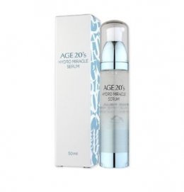 AGE20's Hydro Miracle serum 50ml