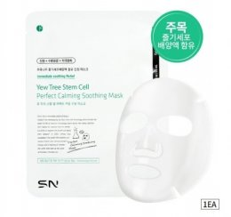 SN Yew tree stem cell Perfect calming soothing mask