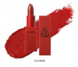 3CE RED RECIPE LIP COLOR #212