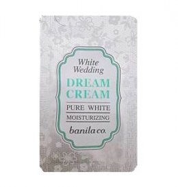 Banila co White wedding dream cream 1ml*10ea