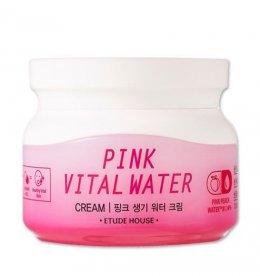 Etude house Pink vital water cream 60ml