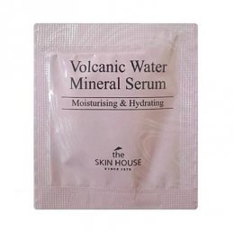 The skin house Volcanic water mineral serum *6ซอง