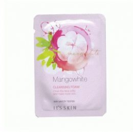 It's skin Mangowhite cleansing foam 3ml*10ea