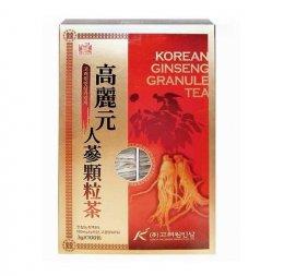 [고려원인삼] Korean Ginseng granule tea 100ซอง