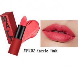 APIEU Wild matt lipstick #PK02