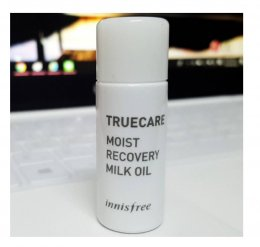 Innisfree truecare moist recovery milk oil 5ml