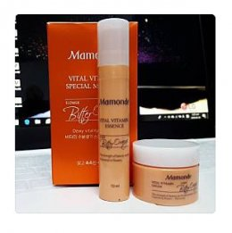 Mamonde Vital vitamin Special mini kit 2items