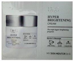 DR.G Hyper brightening capsule Cream 1mlx4ea