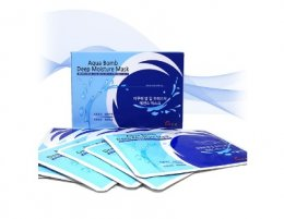 Skin for you Aqua Bomb Deep moisture mask 1sheet