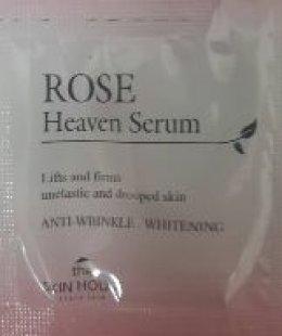 The skin house Rose heaven serum*6ซอง