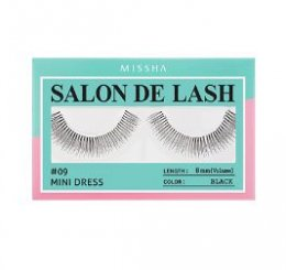 Missha salon De lash #09 mini dress
