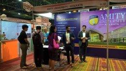 งานมหกรรมการศึกษาต่อประเทศอินเดีย