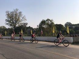HALF DAY CHIANGMAI CULTURE CYCLING