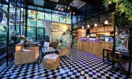 ร้านK Loft Cafeพิษณุโลก  ก็ใช้เครื่องทำน้ำแข็ง GenIce