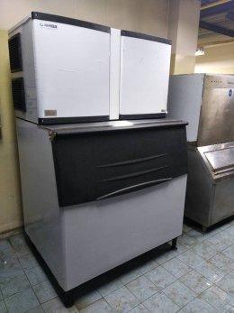 ECO HOTEL ของมหาวิทยาลัยธรรมศาสตร์ ศูนย์พัทยา  ไว้วางใจใช้เครื่องทำน้ำแข็ง GenIce