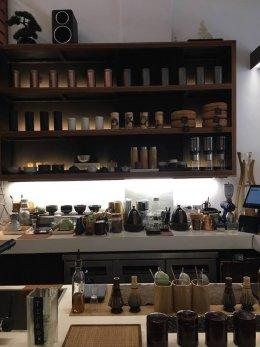 ร้านกาแฟ Ryn-Authentic Tea & Slow drop Coffee ภูเก็ต ไว้วางใจเครื่องทำน้ำแข็ง GenIce