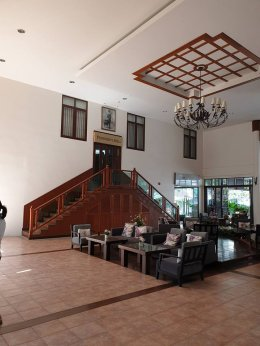 โรงแรมอาลิกา ลอดจ์ พัทยาสาย2  ก็ใช้เครื่องทำน้ำแข็ง GenIce
