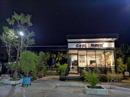 ร้านกาแฟ Cups & Flour ชลบุรี ก็ใช้เครื่องทำน้ำแข็งเจ็นไอซ์